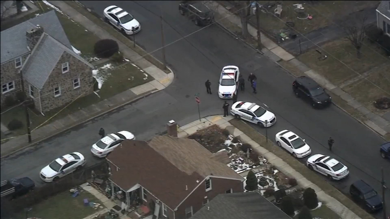 Injuries have been reported after shots were fired following a police pursuit in Allentown, Pa as reported by Christie Ileto during Action News at 11 on February 18, 2019.