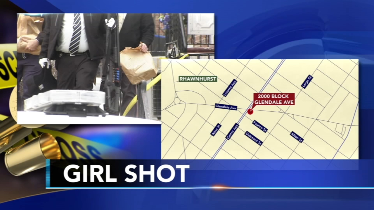 Teen shot in face in Rhawnhurst: Katie Katro reports on Action News at 6 p.m., February 18, 2019