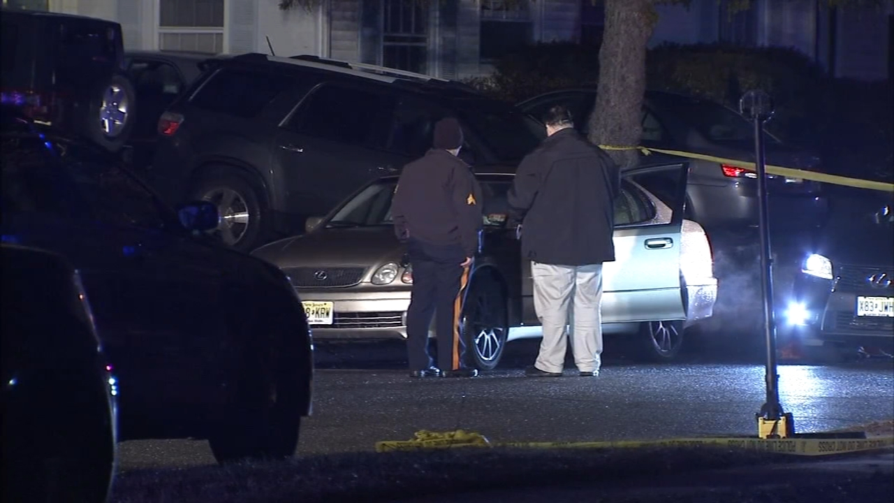 2 men shot inside car in Willingboro, New Jersey; 1 dead. Watch this report from Action News at Noon on February 18, 2019.