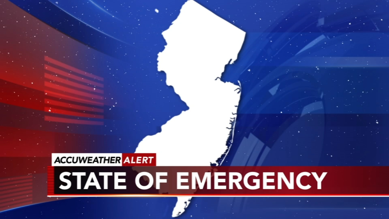 Murphy declares state of emergency in N.J.: as seen on Action News at 11 p.m., February 19, 2019