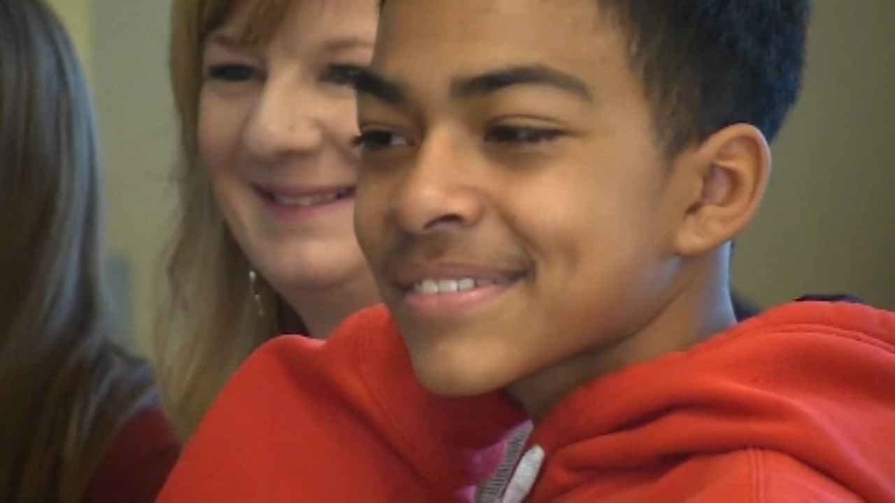 Colorado teen meets medical team who saved his life. Registered Nurse Ali Gorman reports during Action News at 5 p.m. on February 19, 2019.