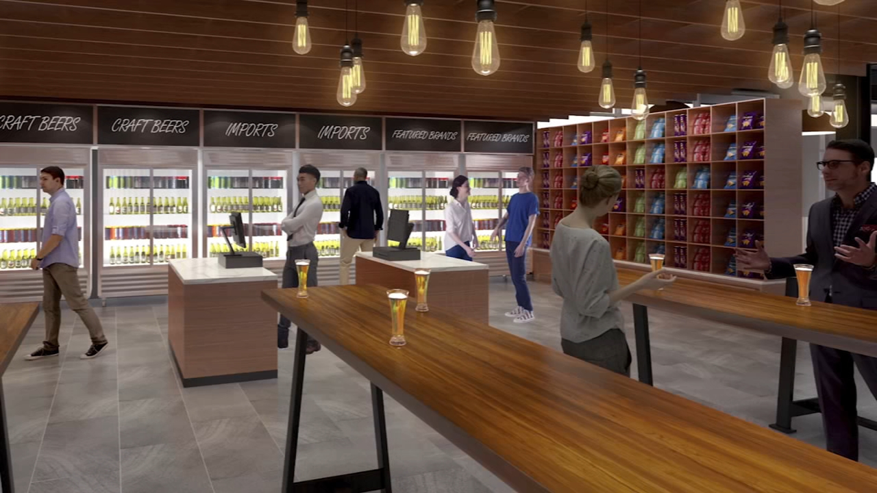 A new box office and a grab and go craft beer boutique are among the new features coming to the Wells Fargo Center.