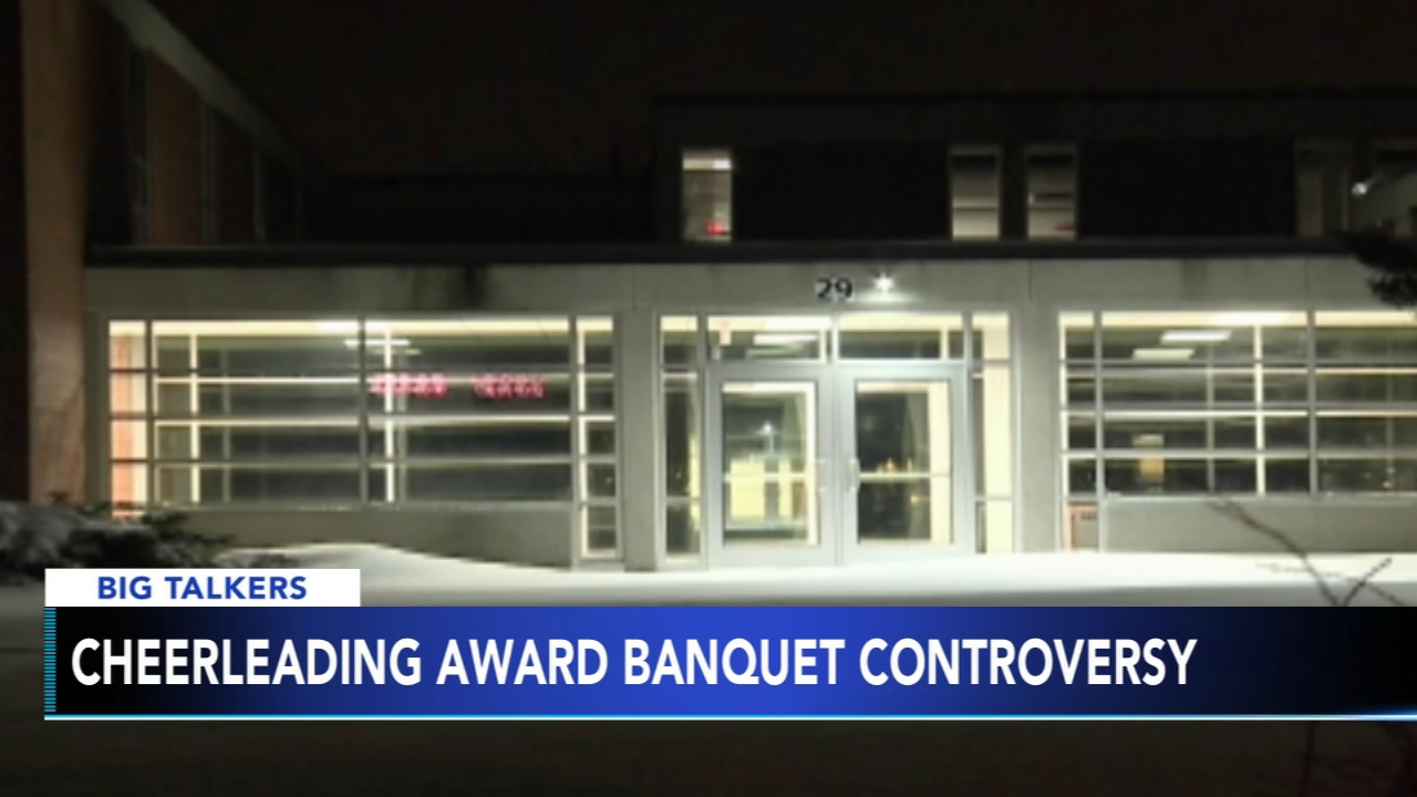 A recent cheerleading awards ceremony in Wisconsin turned out to be pretty contentious.