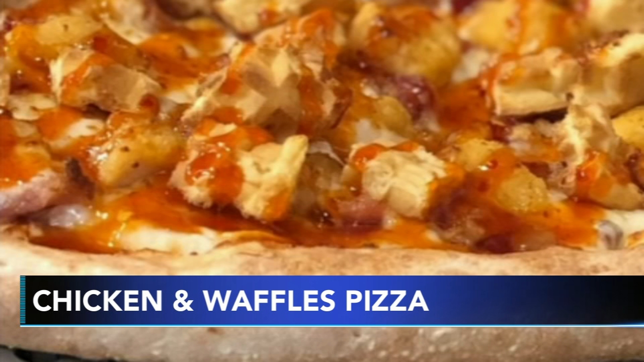 Papa Johns is adding a new pizza to its menu. Sharrie Williams has more on Action News at 10 p.m. on Feb. 20, 2019.