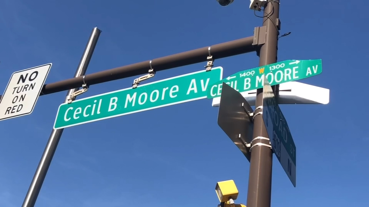 Most Temple students use Cecil B Moore Avenue daily, but do they know why his name is iconic?