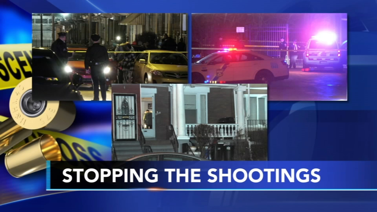 Residents, police meet on gun violence in Southwest Philadelphia: Dann Cuellar reports on Action News at 11 p.m., February 21, 2019
