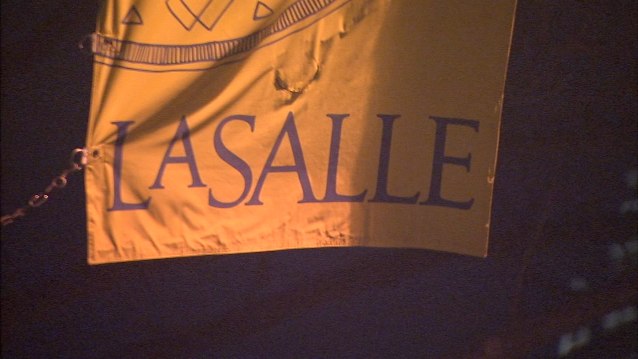 LaSalle University officials have announced a plan for the schools first dog-friendly residence hall. Sharrie Williams has more on Action News at 10 p.m. on Feb. 21, 2019.