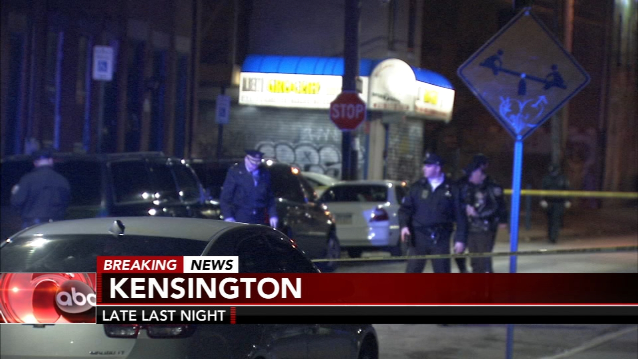 Teen killed in Kensington shootout. Katherine Scott reports during Action News Mornings on February 22, 2019.