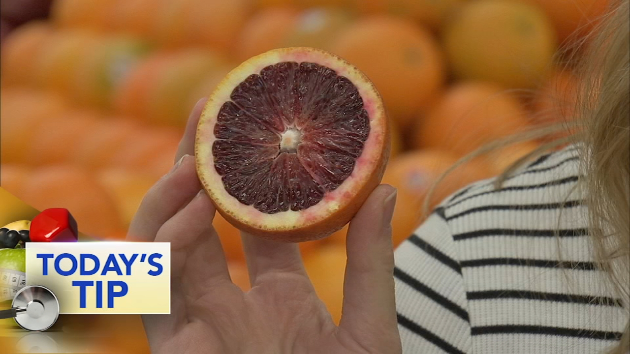 Kathleen from Whole Foods shows you how to select the best blood orange.