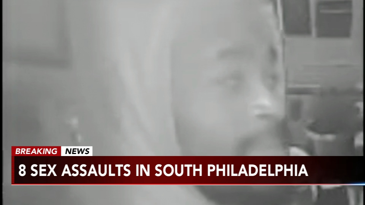 Police say they are investigating at least eight sexual assaults in South Philly. Maggie Kent has more on Action News at 6 p.m. on Feb. 21, 2019.