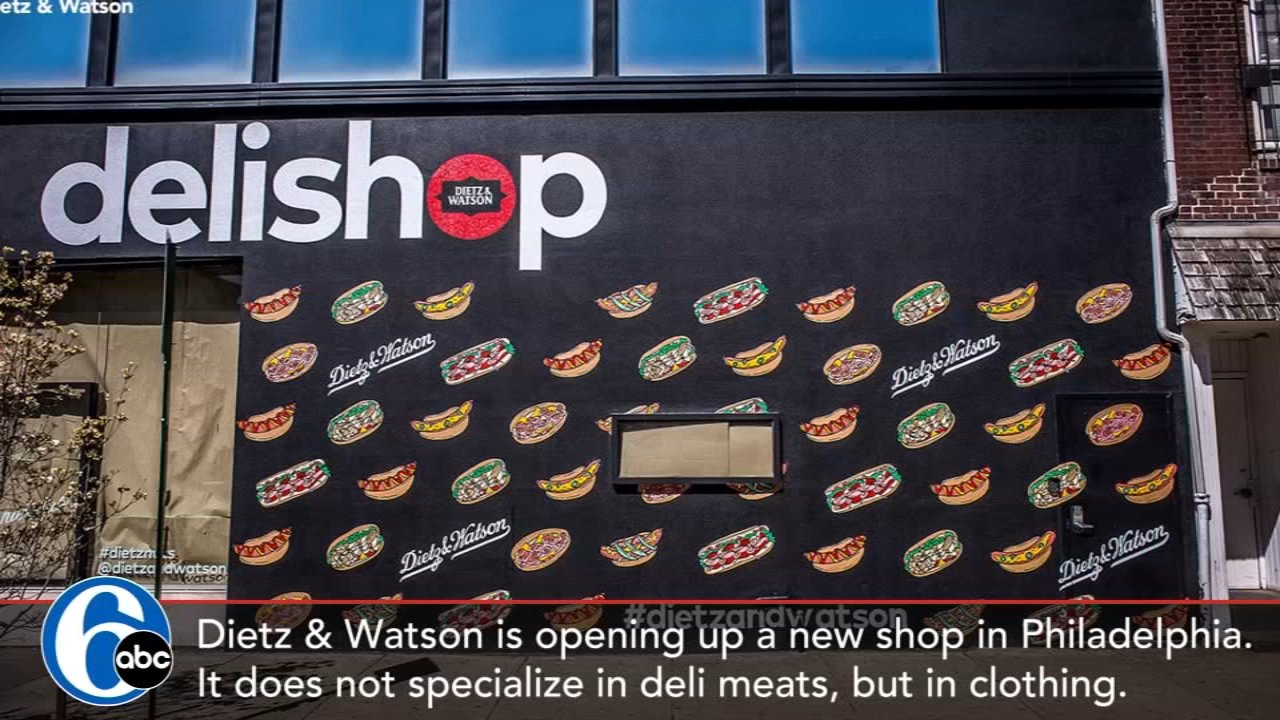 Dietz & Watson opening Delishop clothing store in