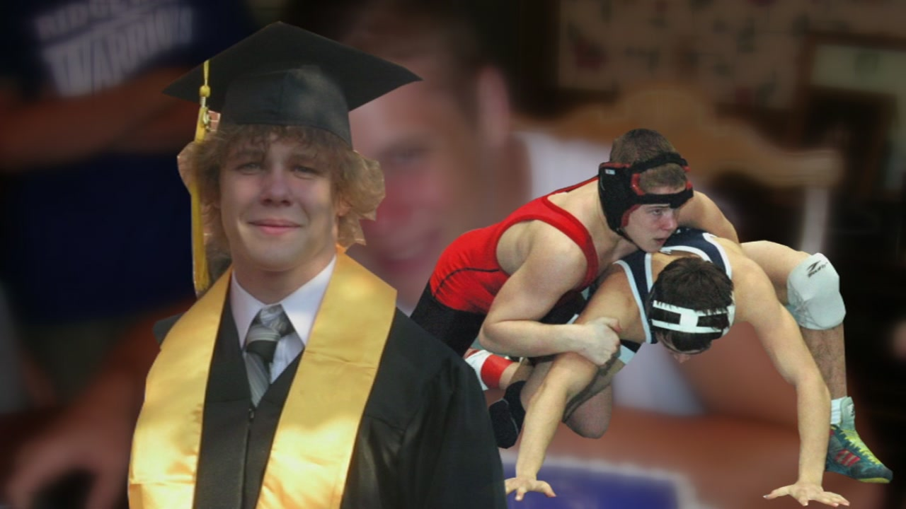 Some may say Alex Winn had it all. He was an athlete and valedictorian, but one thing stood in his way: his drug addiction.