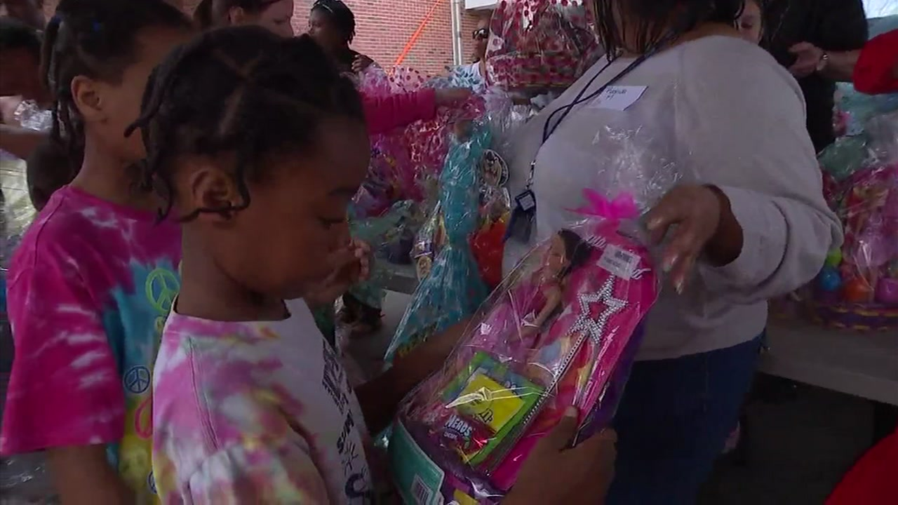 Durham Rescue Mission needs Easter baskets.