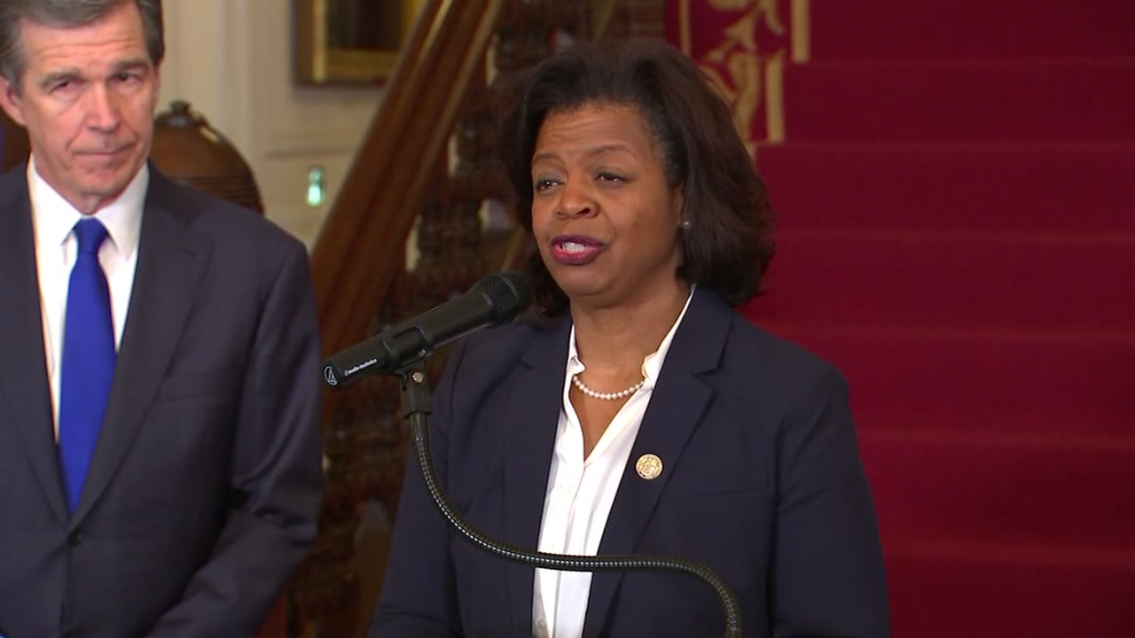 Gov. Cooper names new NC chief justice.
