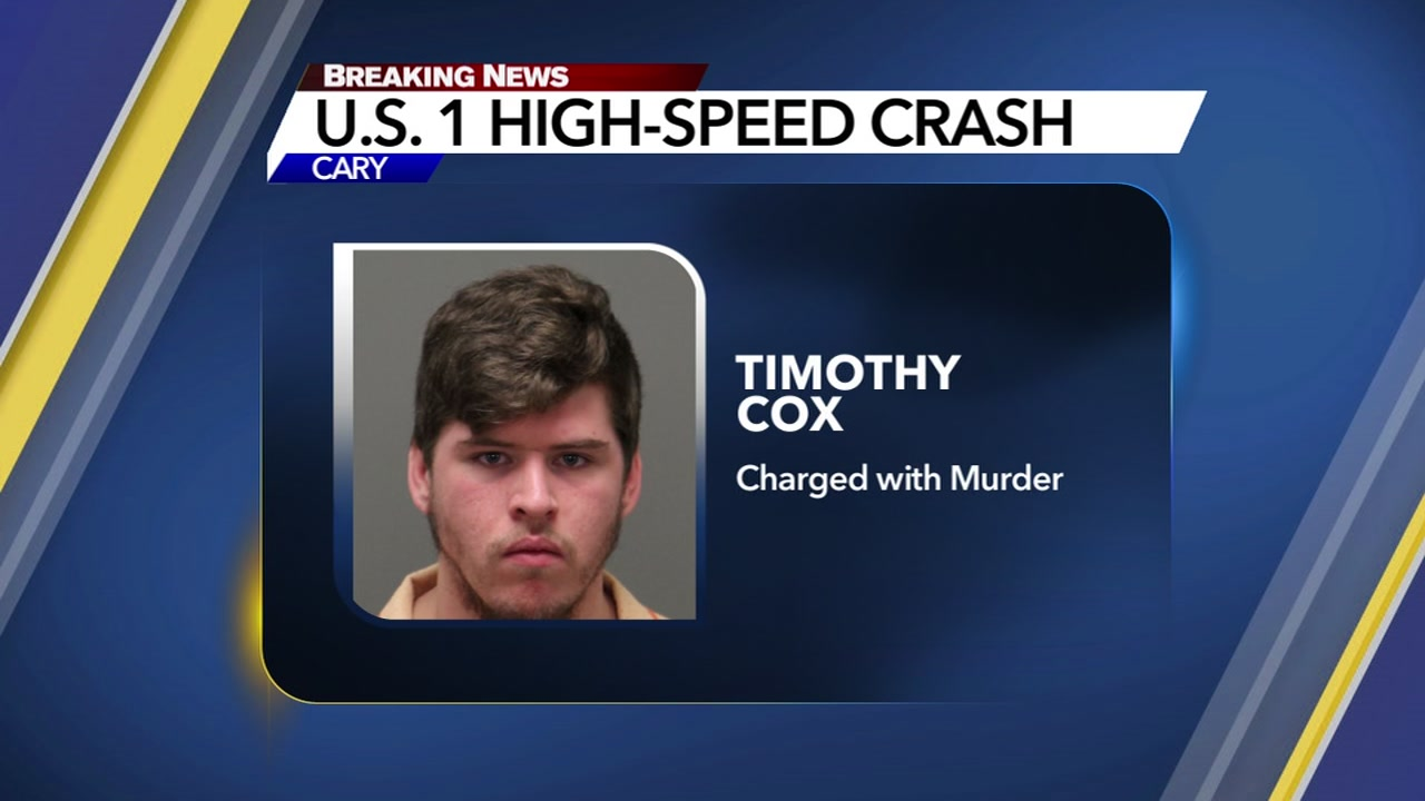 Timothy Cox has been charged with murder.