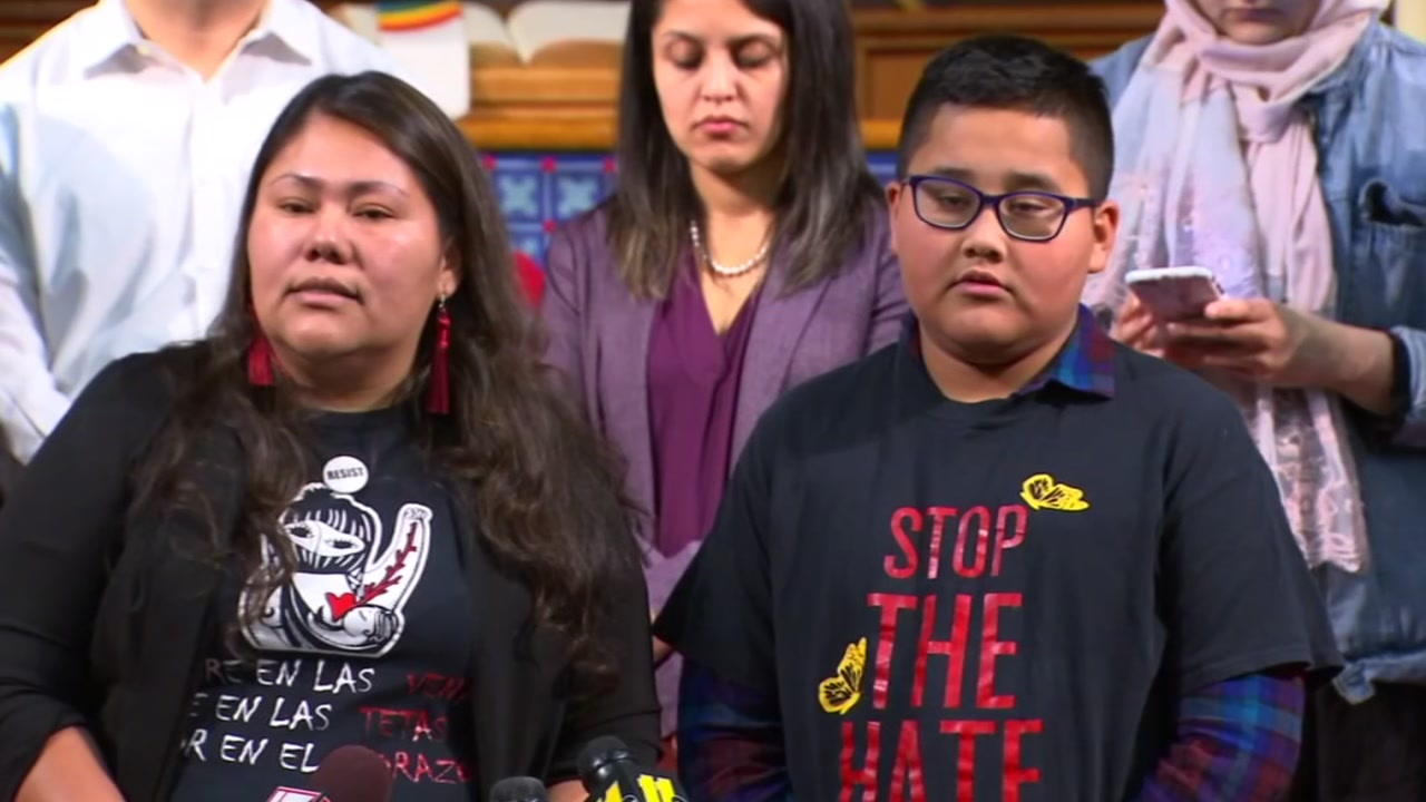 Undocumented Raleigh mom speaks out against ICE raids
