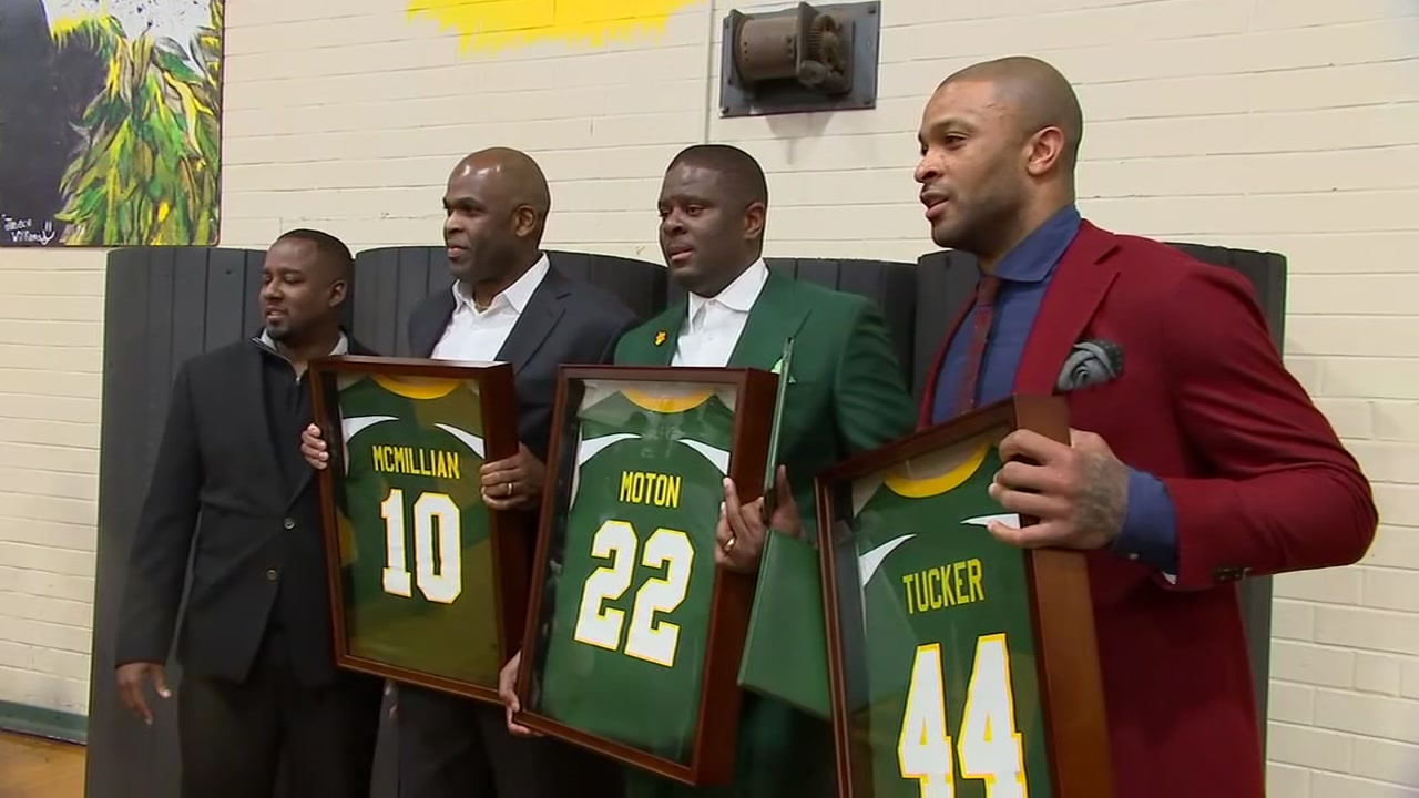 Night of Legends at Enloe as three big-time Eagles return to the nest