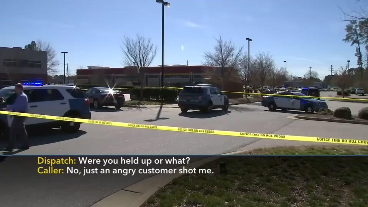 New details released in Walgreens shooting Thursday in Garner.