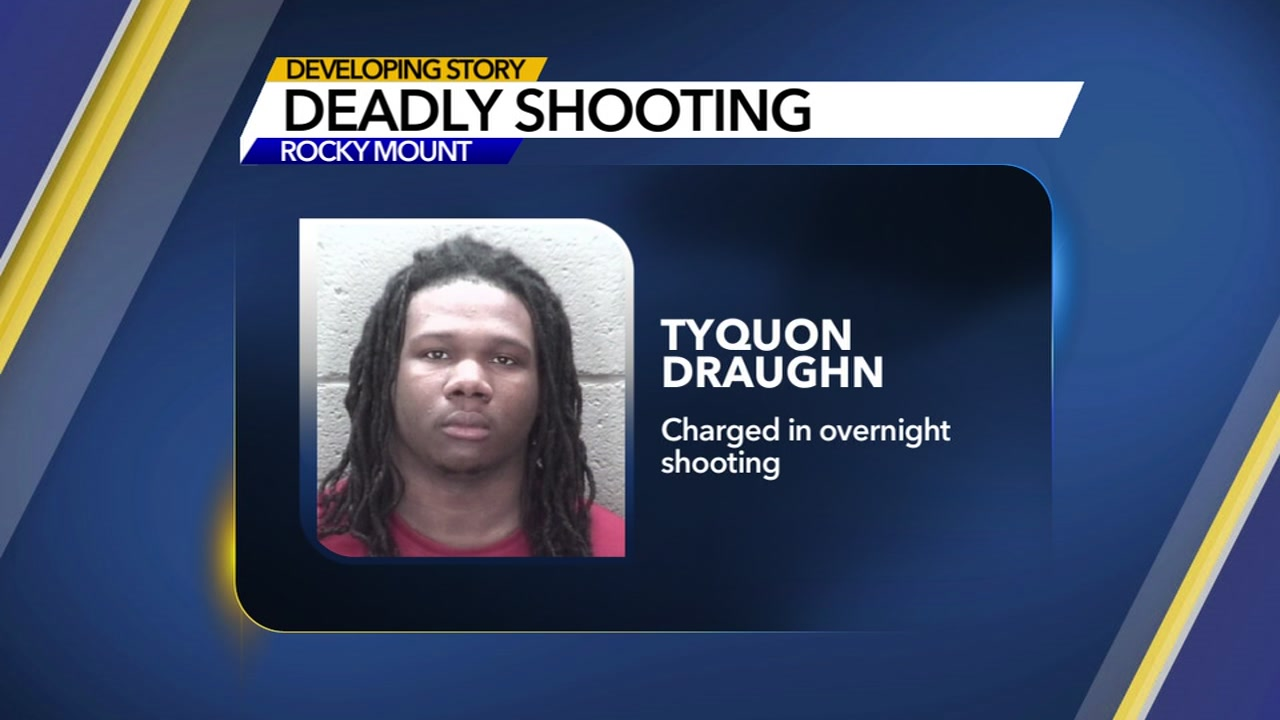 Man charged in murder of 65-year-old Rocky Mount woman