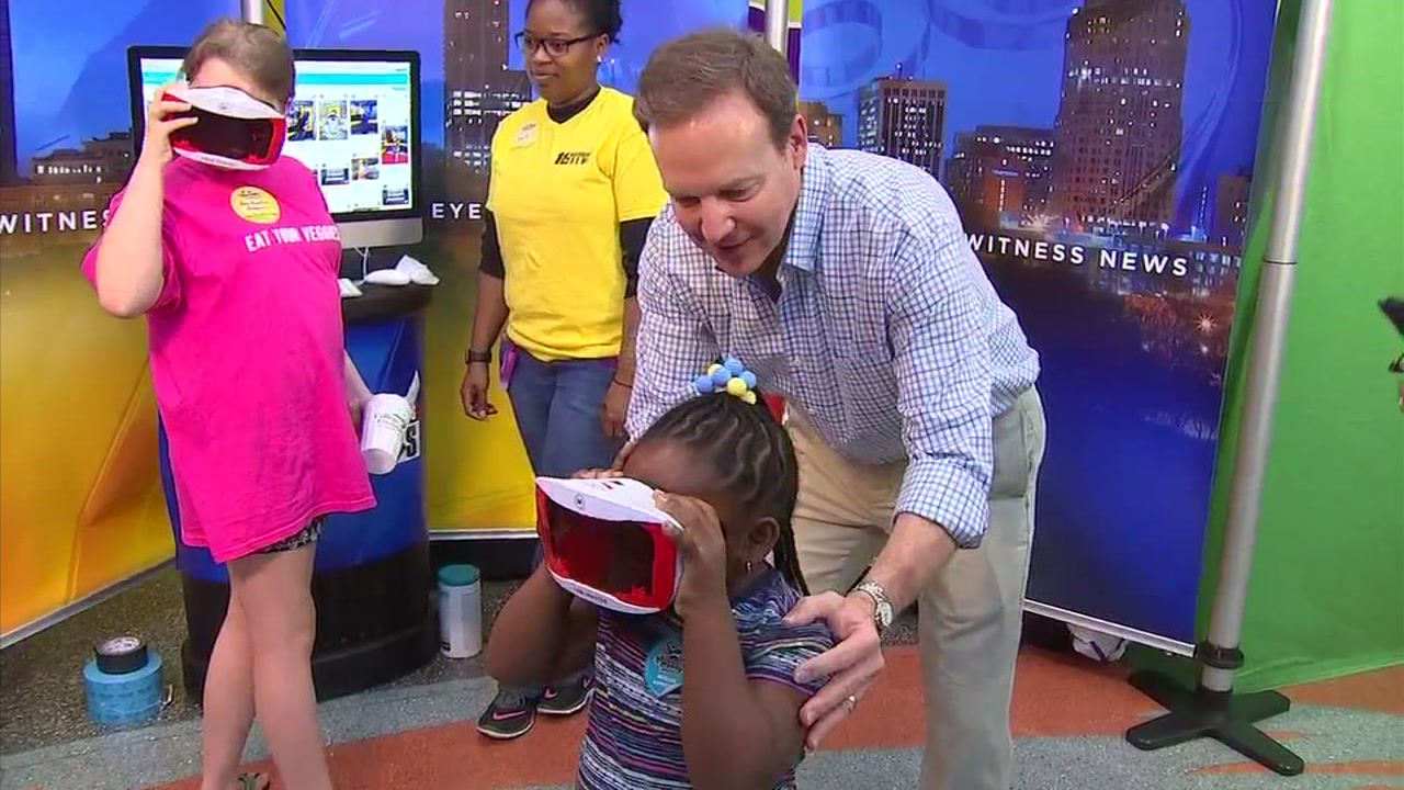 Head to Marbles Kids Museum for a kids career fair featuring some of the ABC11 team.