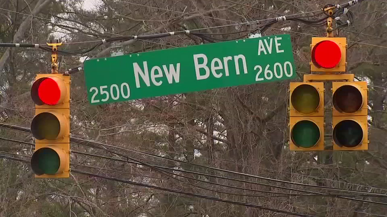 The Raleigh City Council has voted to move ahead with improvements along New Bern Avenue.