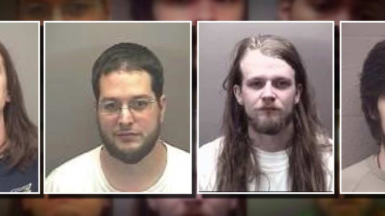 The Orange County Sheriffs Office and the Carrboro and Chapel Hill police departments arrested six people who face charges related to the distribution of heroin and fentanyl.