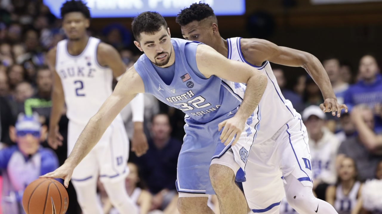 UNC riding high, Duke looks to regroup.