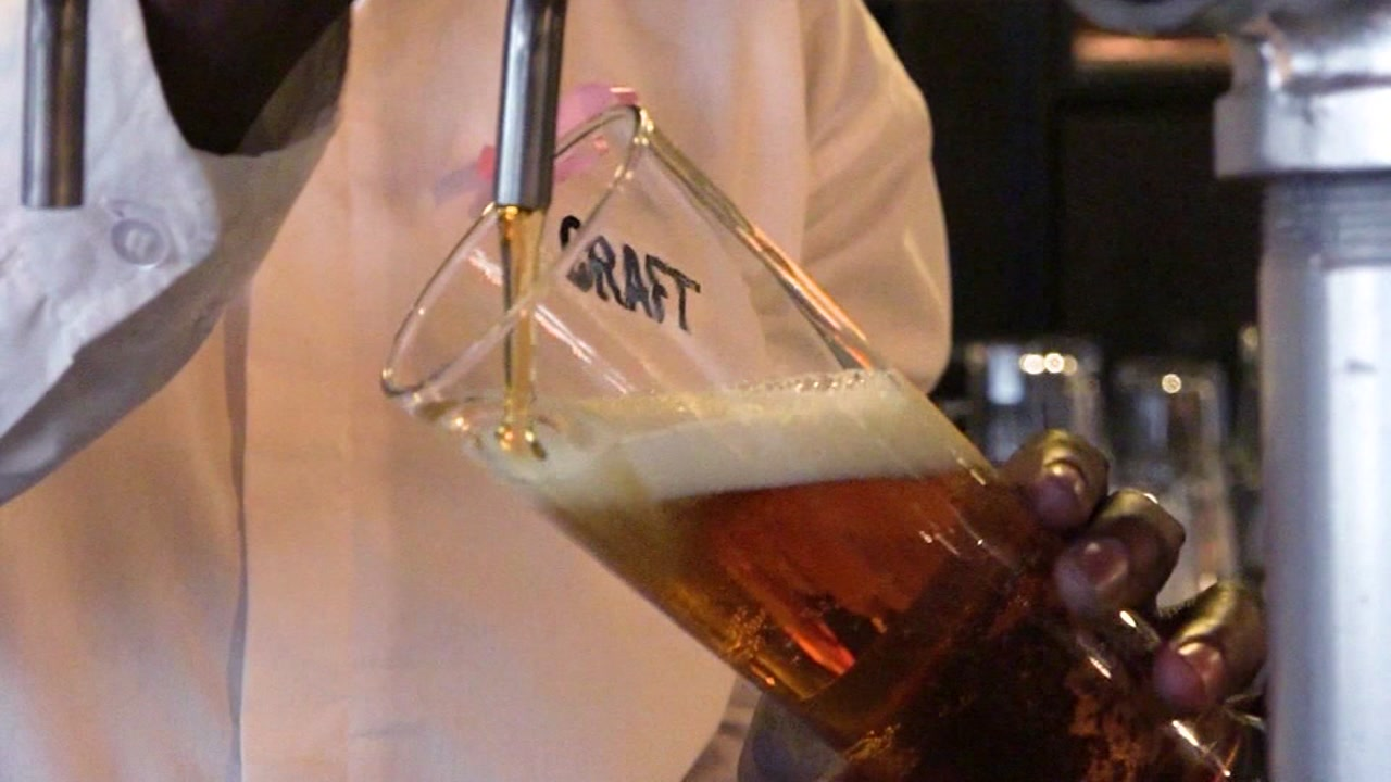 More than 20 Triangle breweries will take part in a brew-off Saturday, Feb. 23 from 12 p.m. to 5 p.m. at the Tobacco Road Sports Cafe in Raleigh.