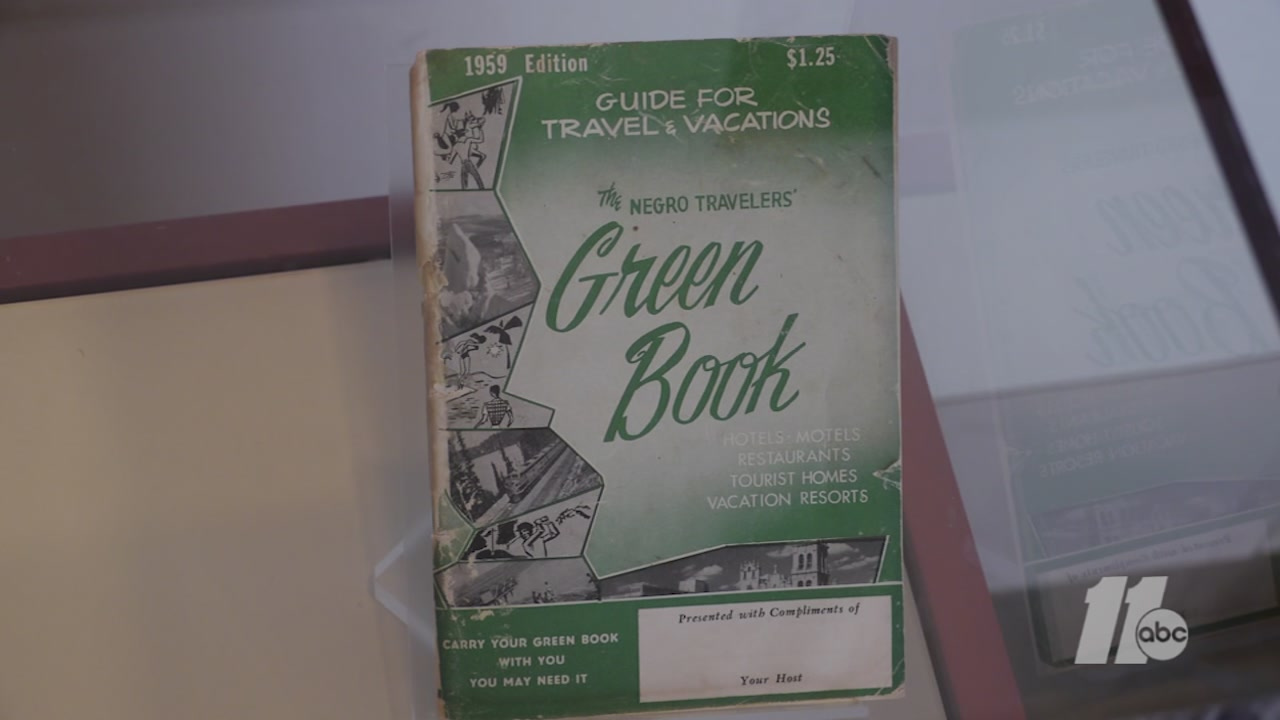 You may have heard of the Oscar-nominated movie, the Green Book, but did you know it was an actual book?
